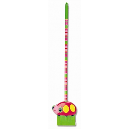 Matura pentru copii Bollie Broom Melissa and Doug MD 6123