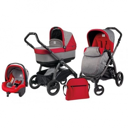 Book Plus S POP-UP by Peg Perego Tulip