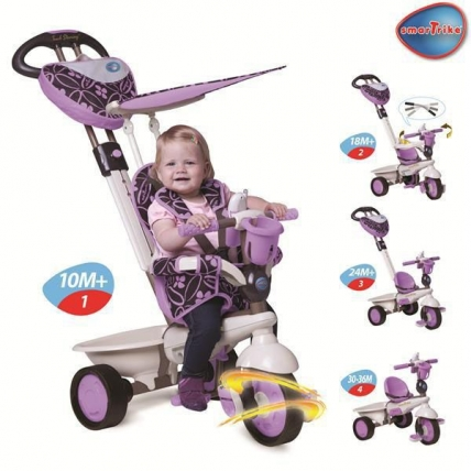 SMART TRIKE DREAM PURPLE