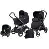 Book Plus S POP-UP by Peg Perego Onyx