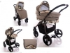 Paloma 3 in 1 - My Stroll Happy brown