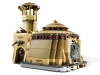 Jabba's Palace 9516 Lego exterior spate
