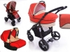 Paloma 3 in 1 - My Stroll Lovely red